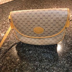 Vintage Gucci Shoulder/Cross body Bag